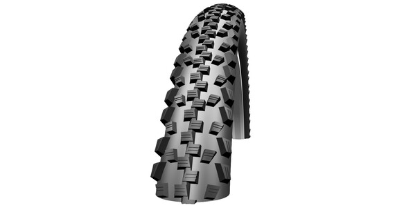 "SCHWALBE Black Jack band Active 26"" K-Guard SBC draadband zwart"